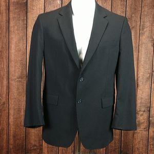 Jos A. Bank Black wool sportscoat